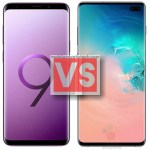 Samsung Galaxy S9 Plus Vs S10 Plus