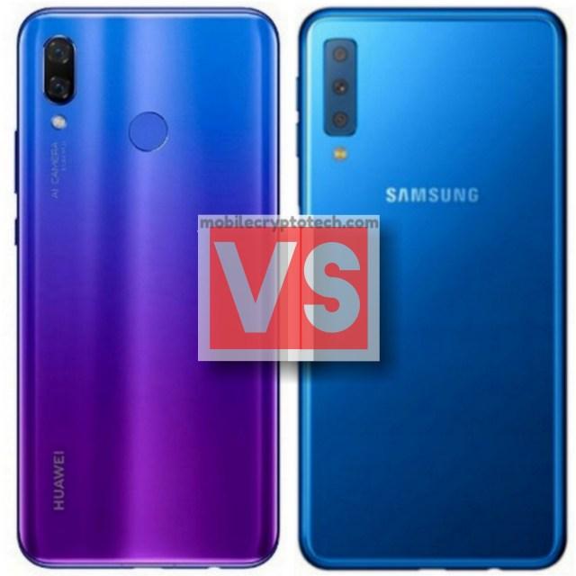 Huawei Nova 3i Vs Samsung Galaxy A7 2018