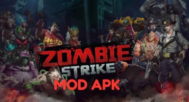 Zombie Strike: The Last War of Idle Battle MOD APK