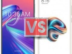 ASUS Zenfone Max Pro M2 Vs Redmi Note 5 Pro