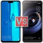Huawei Y9 2019 Vs Tecno Camon X Pro