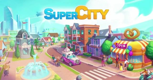 SuperCity MOD APK