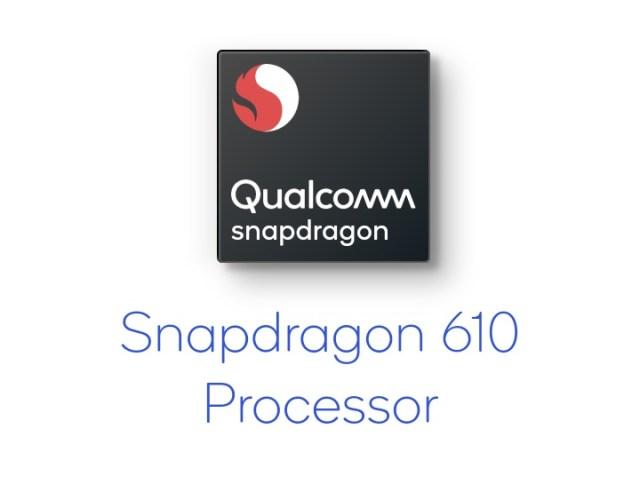 Qualcomm Snapdragon 610 MSM8936