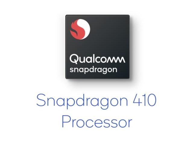 Qualcomm Snapdragon 410 APQ8016