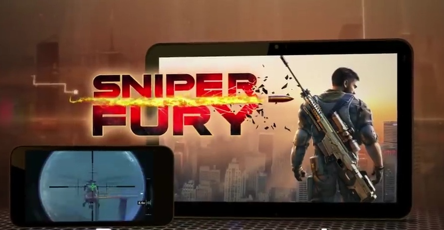 sniper fury mod apk and obb