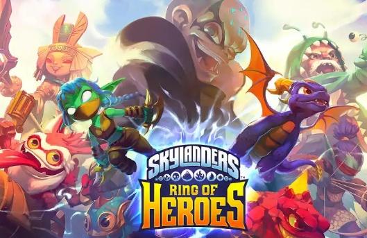 Skylanders: Ring of Heroes MOD APK
