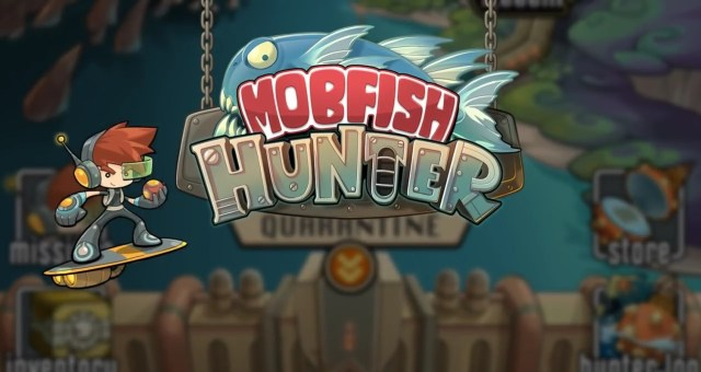Mobfish Hunter MOD APK
