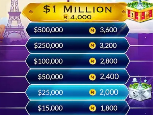 Millionaire Trivia MOD APK