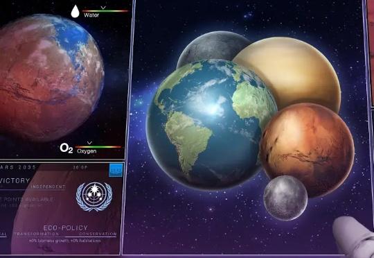 TerraGenesis: Space Settlers MOD APK