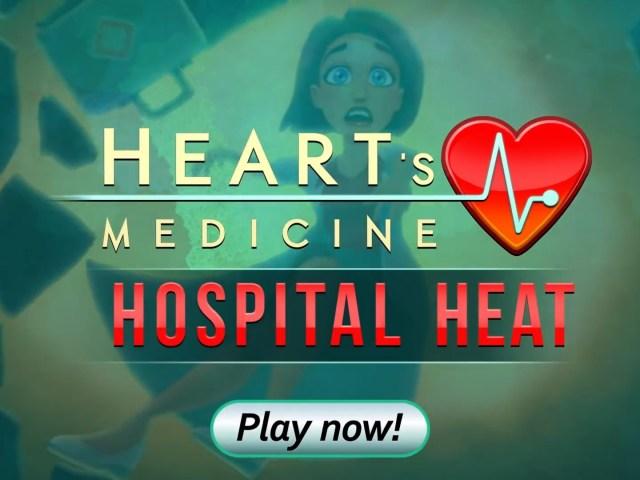 Heart's Medicine Hospital Heat MOD APK