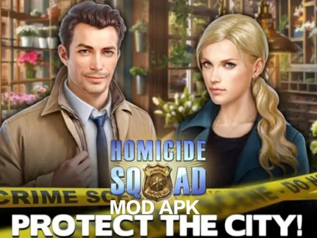 Homicide Squad: Hidden Crimes MOD APK