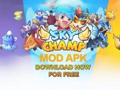 Sky Champ MOD APK