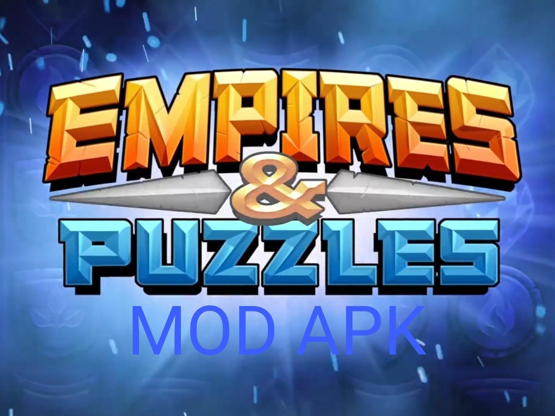 Empires & Puzzles MOD APK