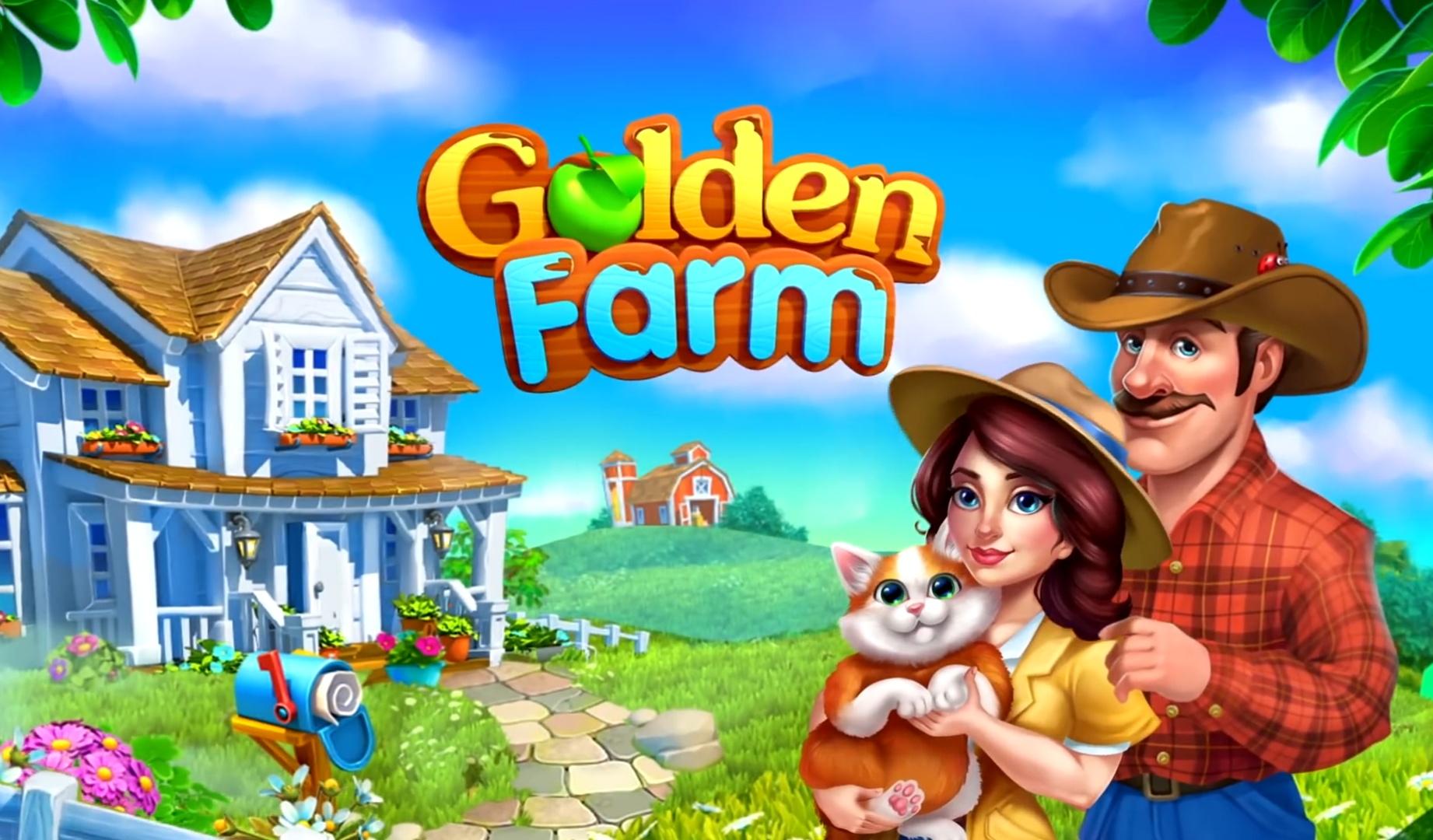 Golden Farm MOD APK