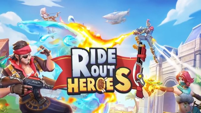 Ride Out Heroes MOD APK