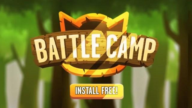 Battle Camp MOD APK