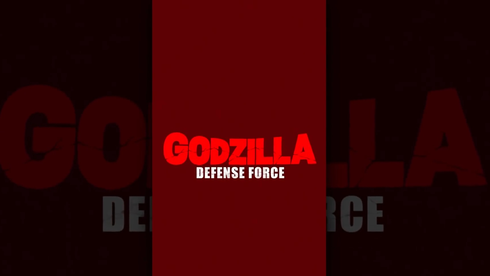 Godzilla Defense Force MOD APK