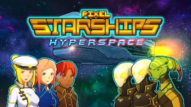 Pixel Starships: Hyperspace MOD APK