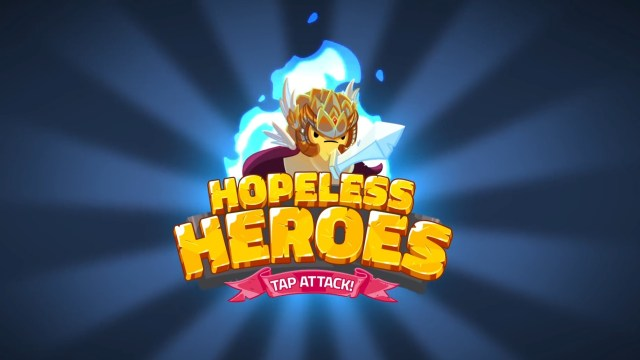 Hopeless Heroes: Tap Attack MOD APK