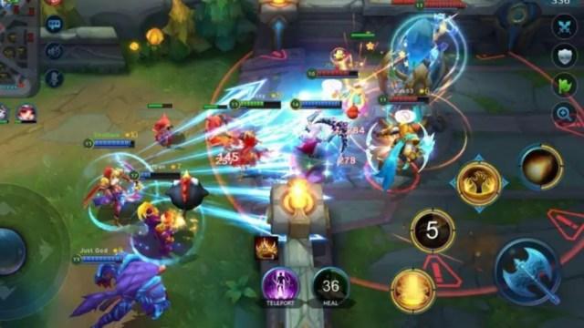 Heroes Evolved MOD APK