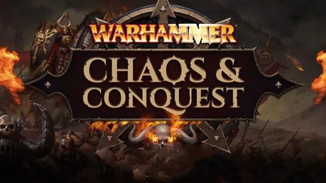 Warhammer: Chaos & Conquest MOD APK