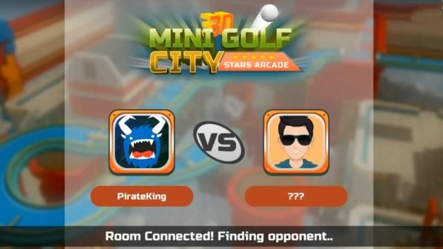 Mini Golf 3D City Stars Arcade MOD APK