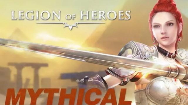 Legion of Heroes MOD APK