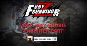 Fury Survivor: Pixel Z MOD APK