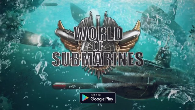 WORLD of SUBMARINES MOD APK