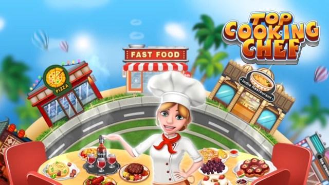 Top Cooking Chef MOD APK