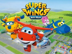 Super Wings: Jett Run MOD APK
