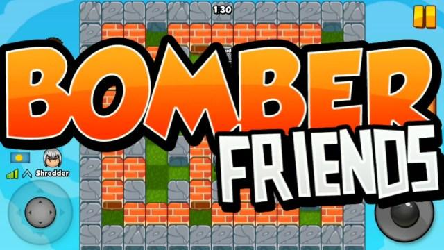 Bomber Friends MOD APK