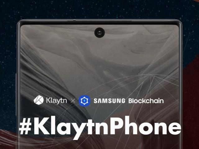 Samsung KlaytnPhone