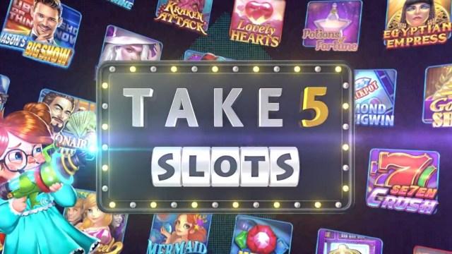 Take5 Free Slots MOD APK