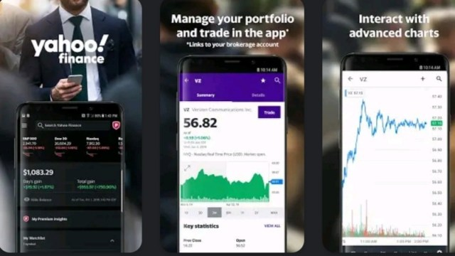 Yahoo Finance Premium MOD APK