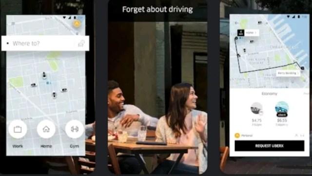 Uber Premium MOD APK