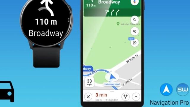 Navigation Pro MOD APK