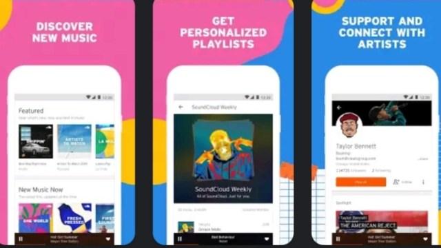 Soundcloud Premium MOD APK