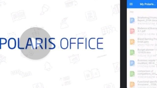 Polaris Office Premium MOD APK