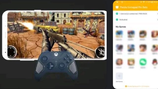 Panda Gamepad Pro MOD APK