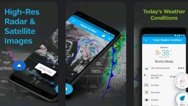 Weather Underground Premium MOD APK