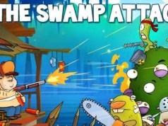 Swamp Attack MOD APK