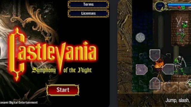 Castlevania: Symphony of the Night MOD APK