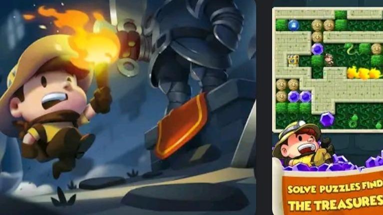 Diamond Quest: Don't Rush MOD APK