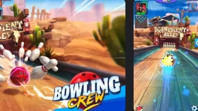 Bowling Crew MOD APK