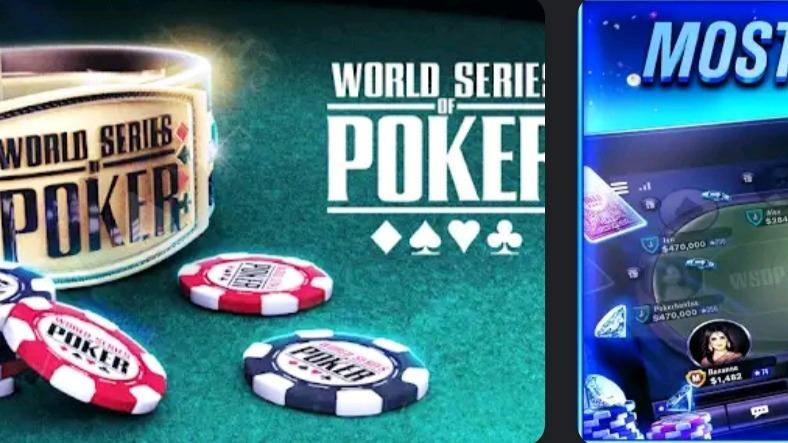 World Series Of Poker Mod Apk Hack Unlimited Chips