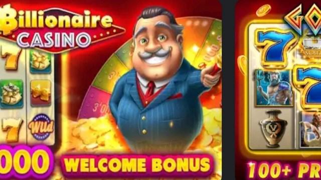 Billionaire Casino Slots MOD APK