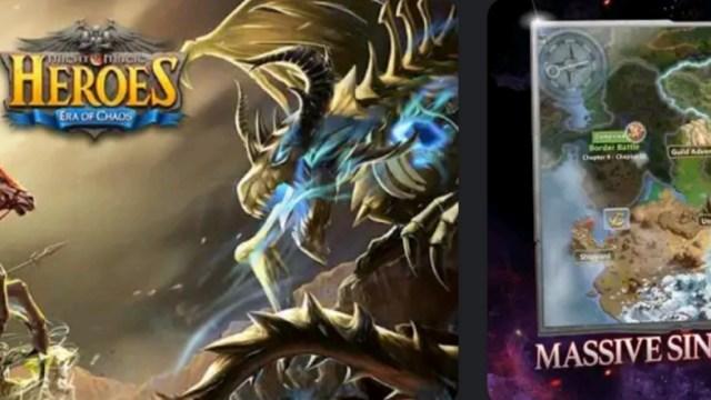 Might & Magic Heroes: Era of Chaos MOD APK