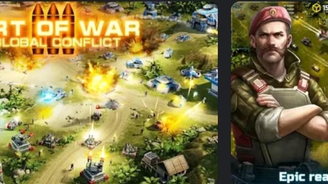 Art of War 3 MOD APK