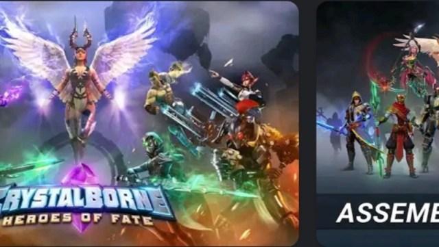Crystalborne: Heroes of Fate MOD APK